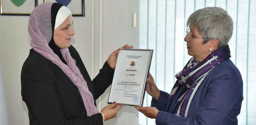 Ambasadorica Republike Bugarske u BiH u posjeti Gradu Visokom