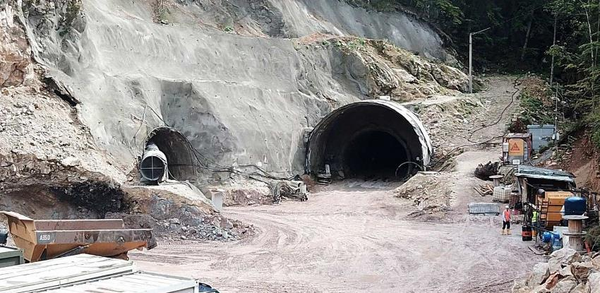 Potvrđeno: Radovi na tunelu Hranjen se ne mogu nastaviti jer nema dodatnih sredstava