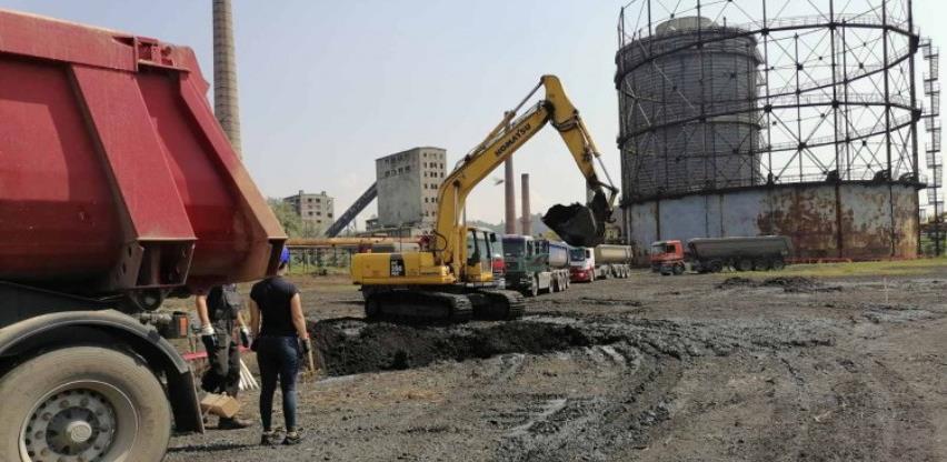 GIKIL počeo realizaciju projekta sanacije onečišćenog zemljišta