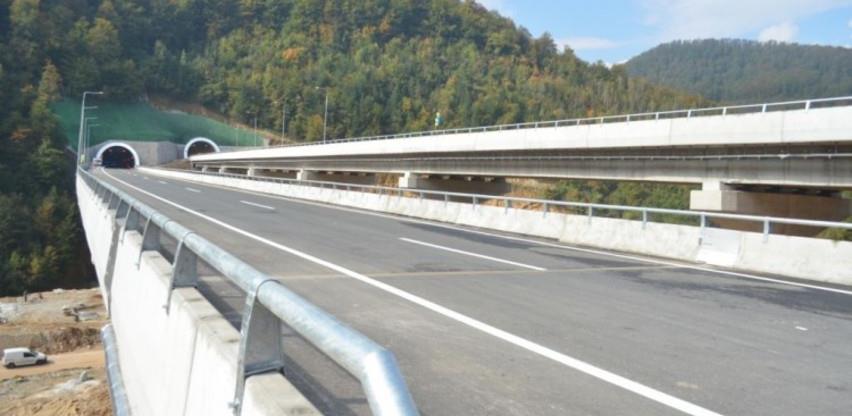 Mitrović: Recesija neće utjecati na gradnju autoputa
