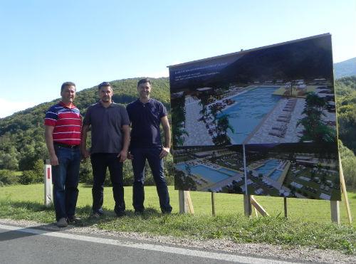 U Ključu počinje izgradnja bazena sa tematskim prostorom
