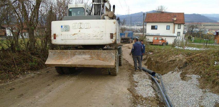 Uskoro trajno rješenje vodosnabdijevanja za građane naselja Bosnići u Visokom