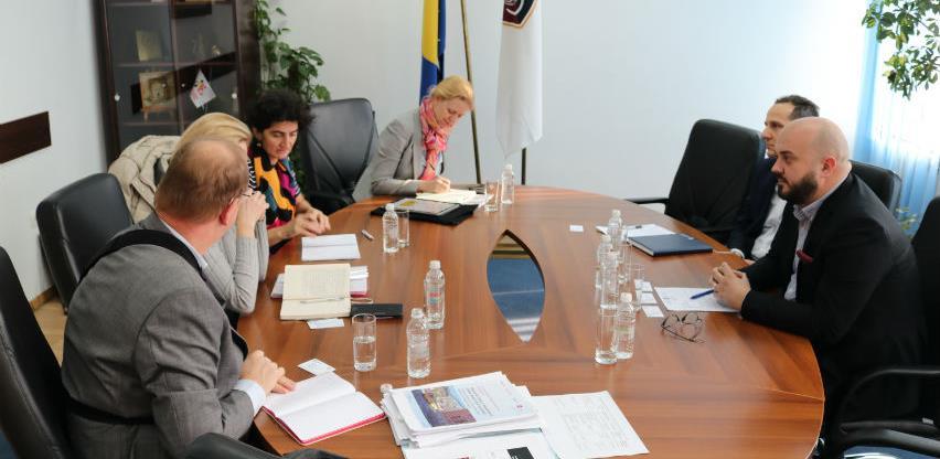 Predstavnici EIB-a u Sarajevu: Projekti javnog transporta vrijedni 130 mil. eura
