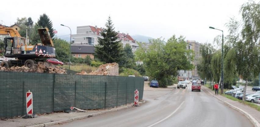 Radovi na izgradnji Prve transverzale počet će oko 20. oktobra
