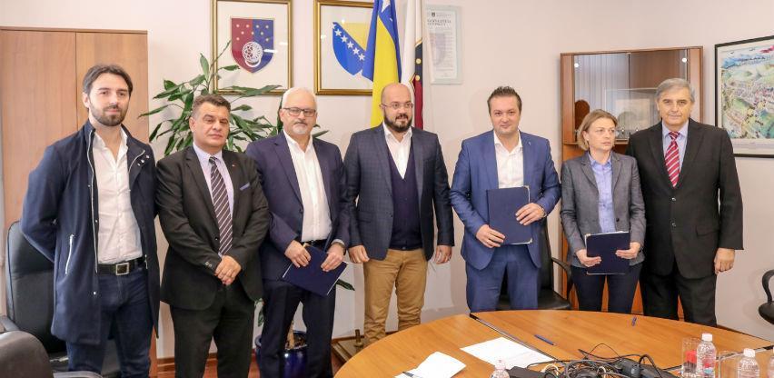 Počinje gradnja kružnog toka na spoju ulica Hamdije Čemerlića i Put života