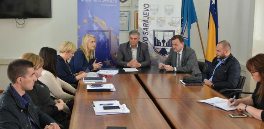 Saradnja Općine Novo Sarajevo i Službe za zapošljavanje KS