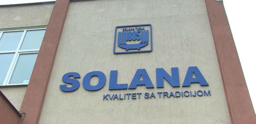 AS grupa preuzela značajan paket dionica tuzlanske Solane