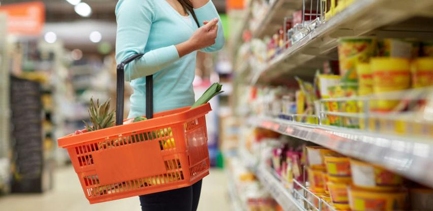 Prosječna plaća u RS-u za svega 47,67 posto potrošačke korpe