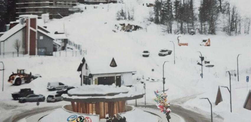 Olimpijski paviljon info turističkog centra uskoro na Bjelašnici