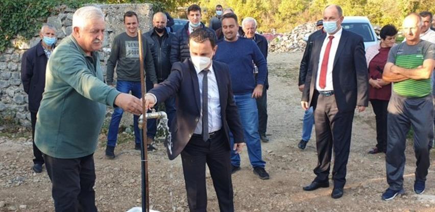 Selo Gomljani dobilo tehničku vodu