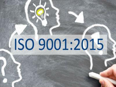 Seminar: Upravljane kvalitetom-Šta donosi novi standard ISO 9001:2015?