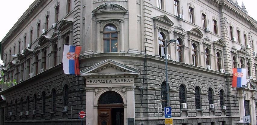 Devizne rezerve Srbije veće za 111,3 miliona eura