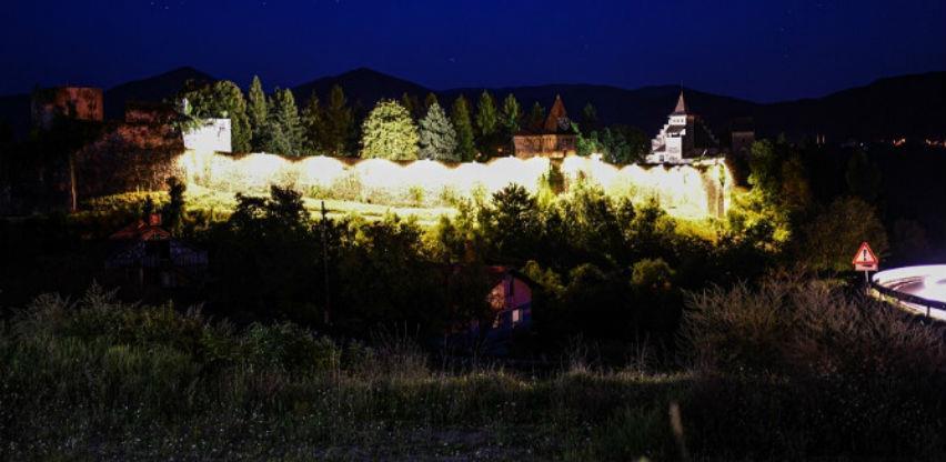 Nastavlja se projekt solarnog osvjetljenja Starog grada Ostrožac