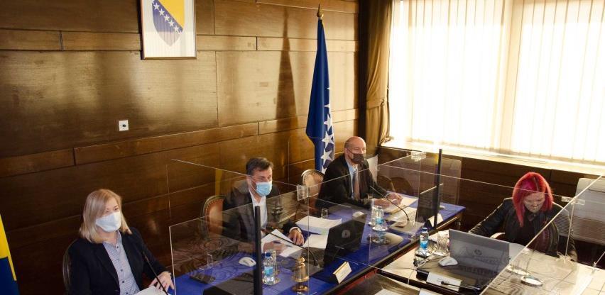 Glavni projekat za autocestu Mostar sjever - Mostar jug do kraja 2021. godine
