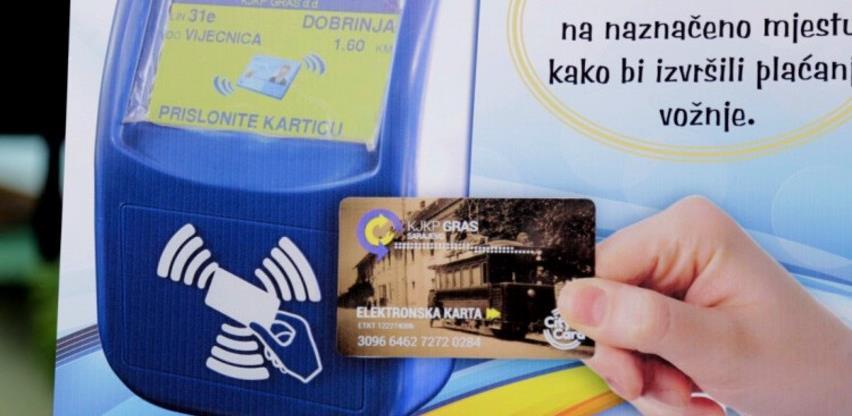 Građani uskoro neće morati plaćati kartu 1,80 KM za samo dvije stanice