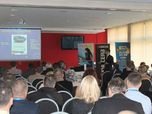 Kyocera rješenja prezentirana na šestoj IT konferenciji