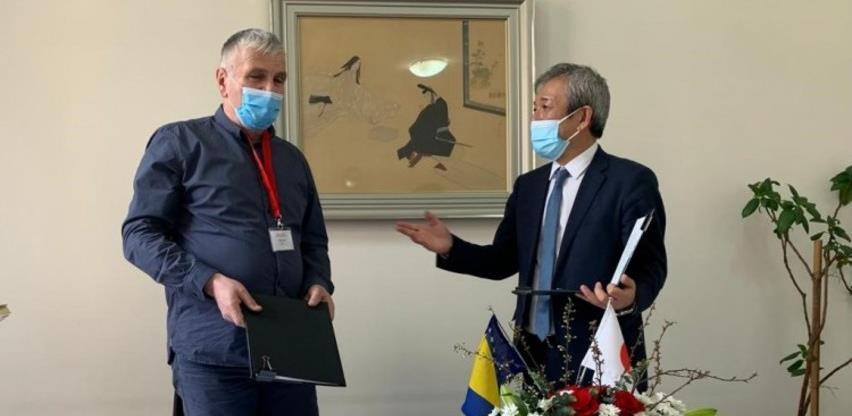 Vlada Japana odobrila 194.800 eura za projekte u Goraždu, Nevesinju i Fojnici