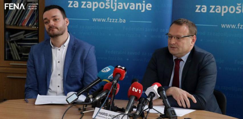 Za mjere aktivne politike zapošljavanja osigurano 57 miliona KM
