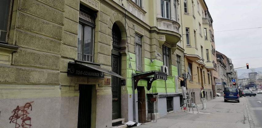 Nakon farbanja u zeleno historijske zgrade u Sarajevu, oglasili se i iz Općine