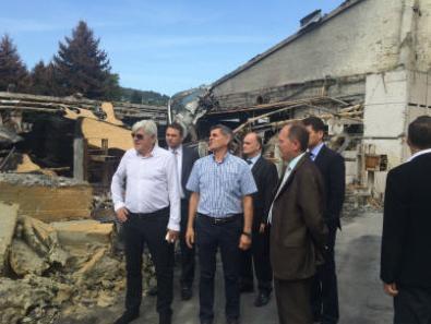 Ismet Mujanović, direktor TMK Krivaja: Sreća je pa smo djelimično osigurani