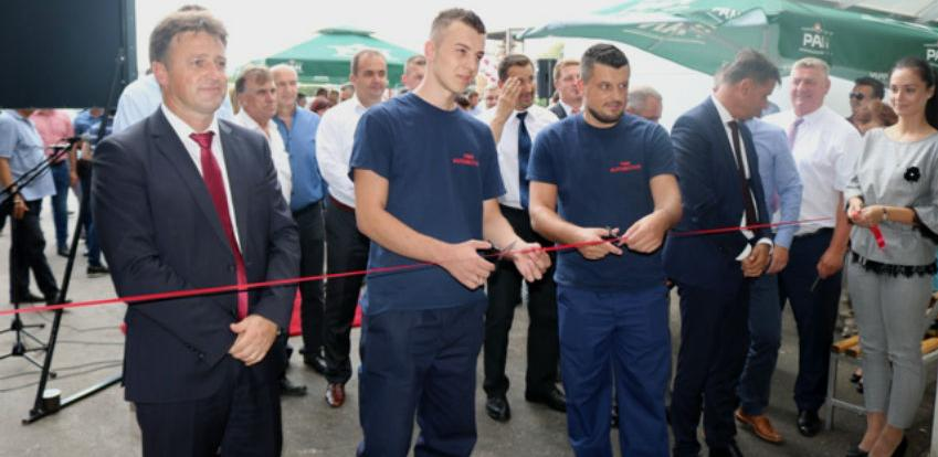 U Gradačcu otvorena još jedna fabrika za automobilsku industriju