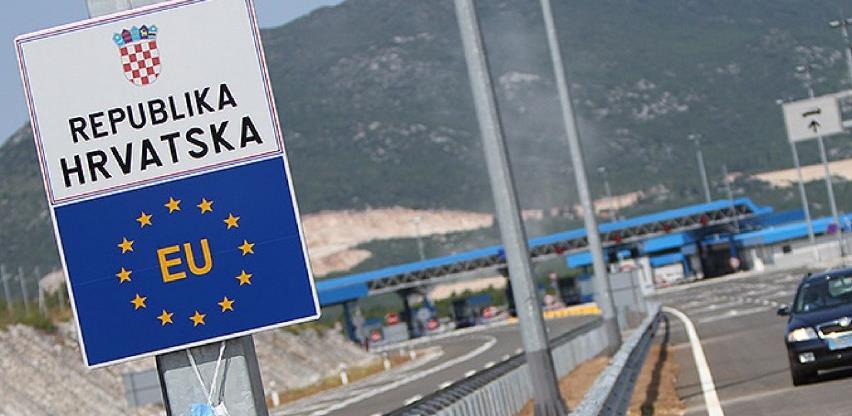 Hrvatska produžila režim prelaska granice