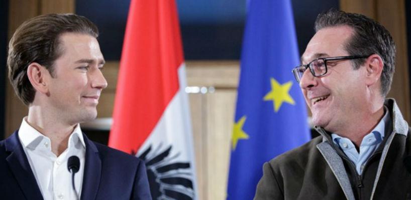 Austrijska krajnja desnica se vraća u koaliciju sa Sebastianom Kurzom