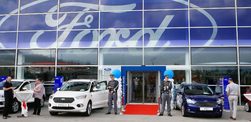 Novi koncept zastupništva: Ford Store otvorio svoja vrata u Sarajevu
