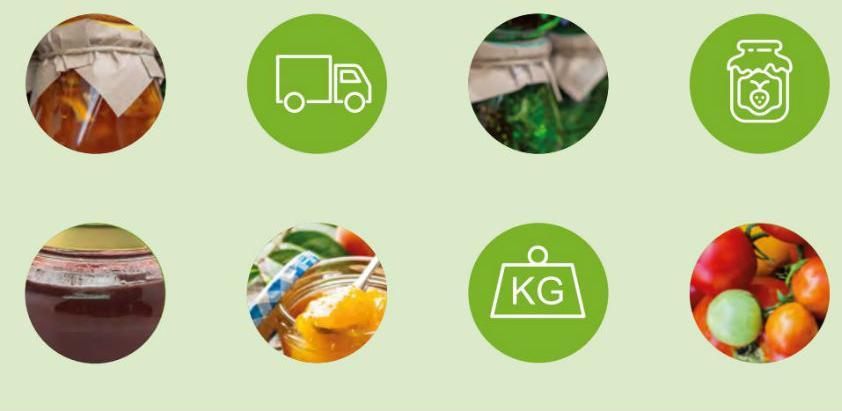 Smjernice za izvoz proizvoda od prerađenog voća i povrća u Evropsku uniju