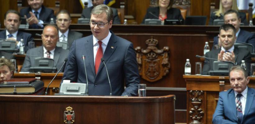 Vučić u službenoj posjeti BiH 7. i 8. septembra