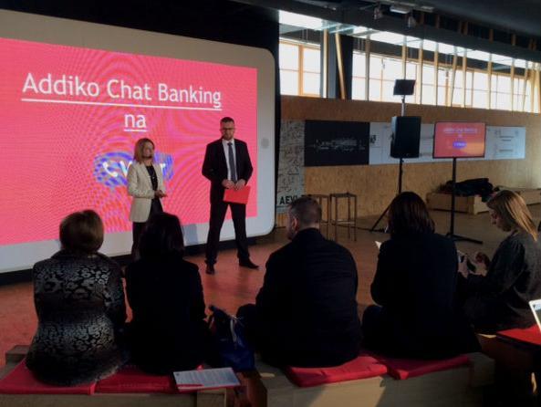 Addiko Bank predstavila novu uslugu plaćanja putem Viber chata