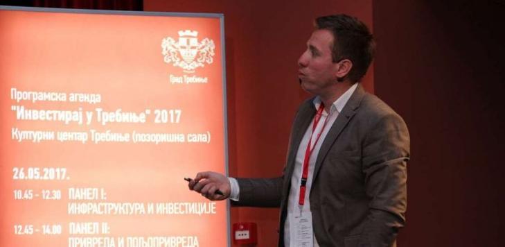 Završena investiciona konferencija u Trebinju