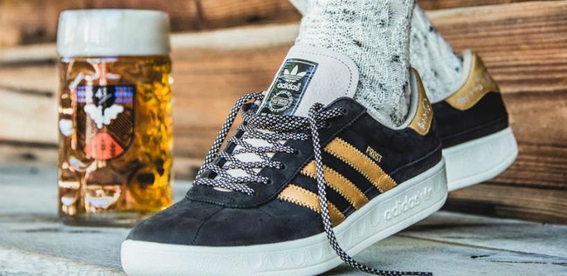 Adidas za Oktoberfest proizveo tenisice otporne na pivo i povraćanje