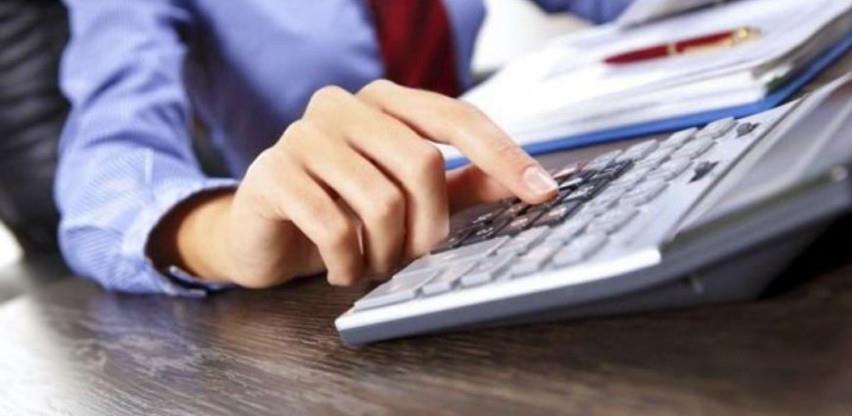 U BiH blokirano 95.442 računa poslovnih subjekata