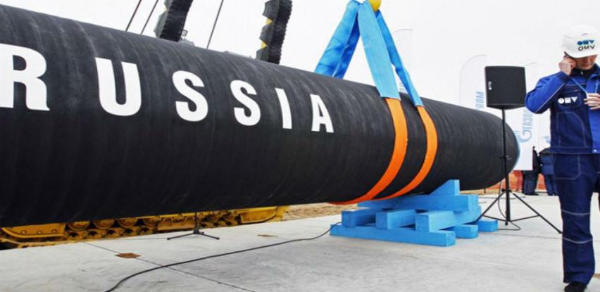 """Moskva nastavlja sa gradnjom gasovoda """"Sjeverni tok 2"""""""