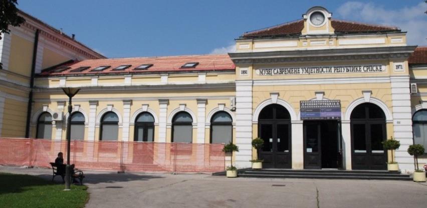 Počela obnova zgrade Muzeja savremene umjetnosti u Banjoj Luci