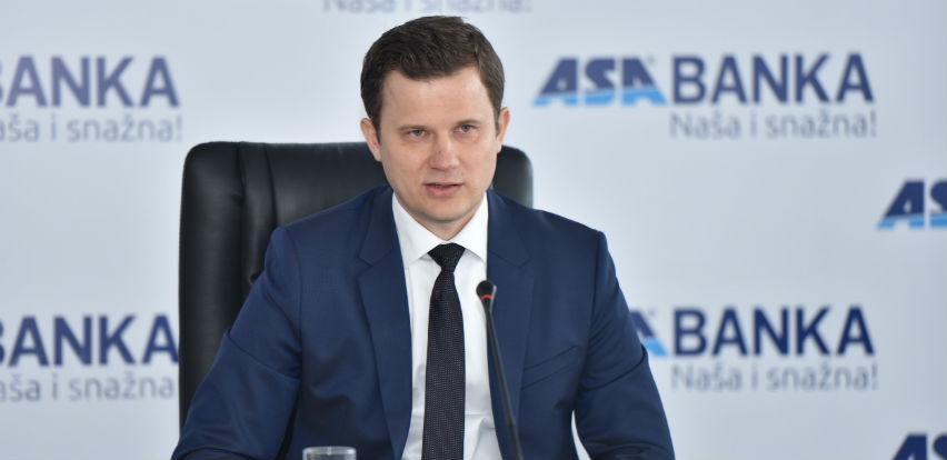 Samir Mustafić, direktor ASA Banke: Za nas je BiH više od tržišta
