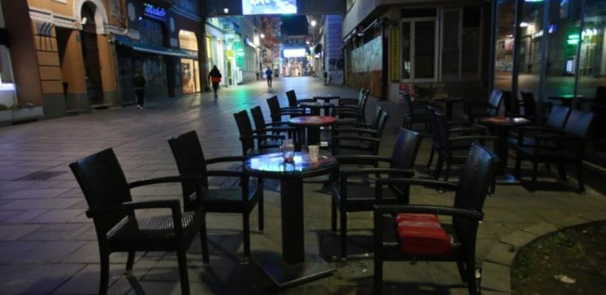 Ublažene epidemiološke mjere: U Sarajevu se otvaraju bašte kafića, teretane i bazeni