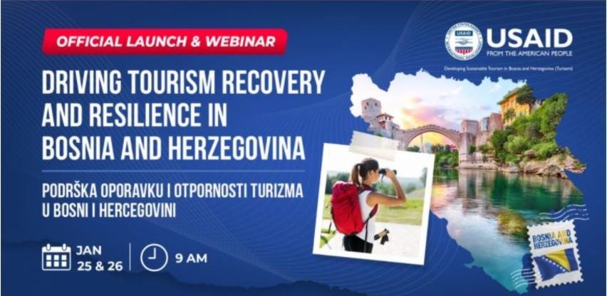 Online forum podrške oporavku turizma u BiH