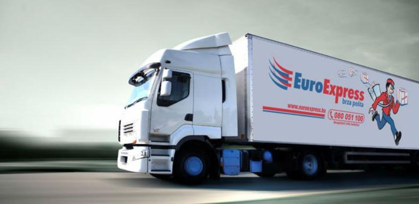 EuroExpress - brza pošta uvela redovnu drumsku liniju za Sloveniju