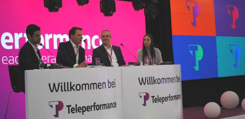 Teleperformance BiH uveo više od 100 zaposlenika u njemački svijet poslovanja