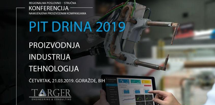 Poznat program konferencije PIT Drina 2019