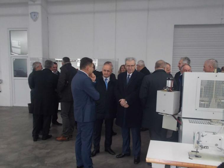 """Otvoren novi pogon fabrike """"Dermal"""" vrijedan 2,5 miliona KM"""