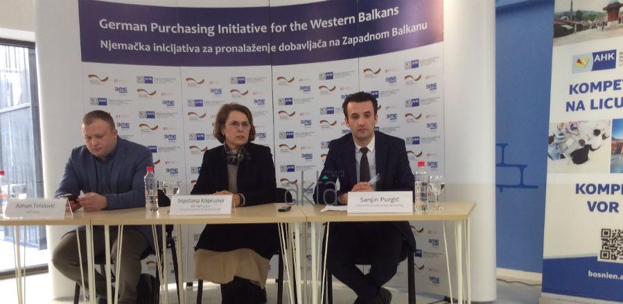 Šansa za domaće kompanije: Njemačke firme traže dobavljače roba i usluga iz BiH