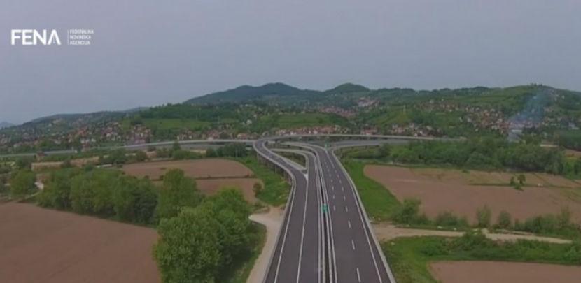 Trasa autoputa Sarajevo-Beograd preko Tuzle jedna od optimalnijih