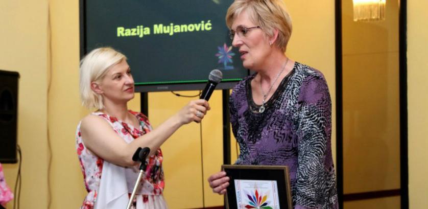 U Tuzli dodijeljena priznanja najuspješnijim ženama regiona