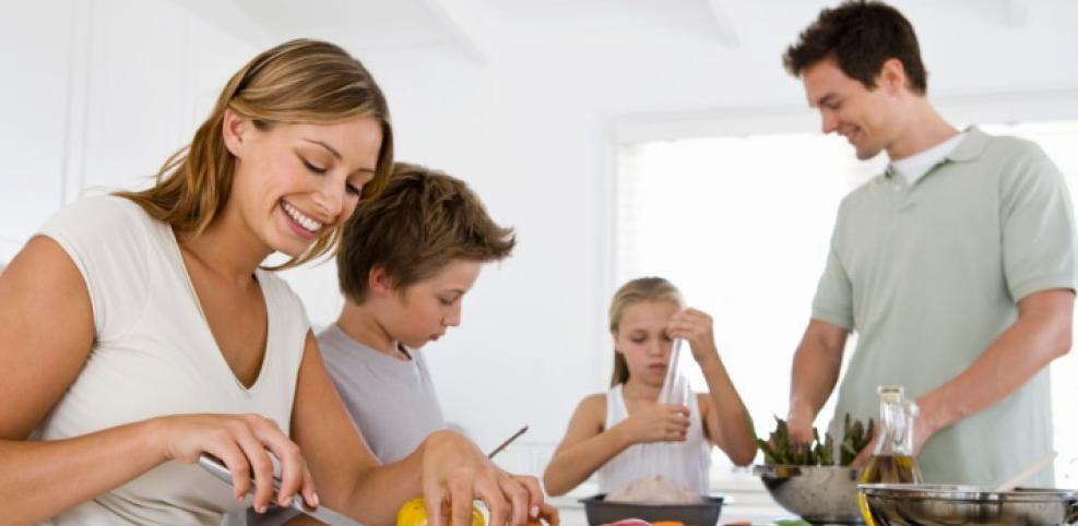 Kako naučiti dijete radnim navikama u kući?