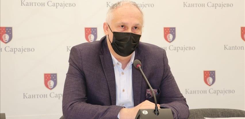 Ministar Vranić: Tražim hitan sastanak sa rukovodstvom KCUS-a