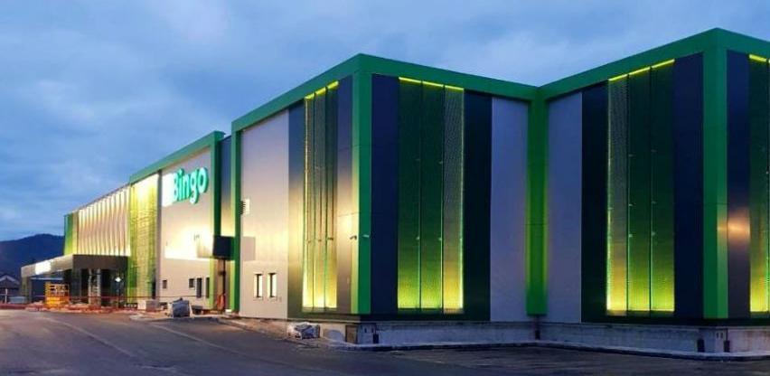 Bingo u petak otvara veliki hipermarket u Maglaju