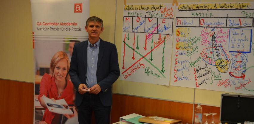 Dietmar Pascher u Zagrebu održao 4. modul – važan korak za stjecanje CA Diplome